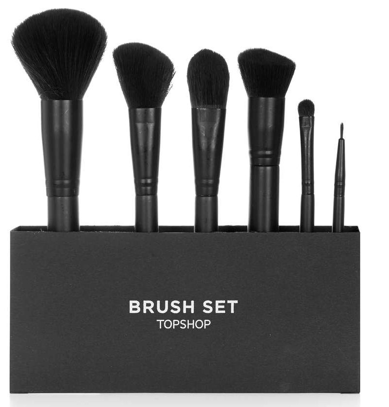 brush-set-top-shop-black-set-of-6-gifts-for-her-christmas