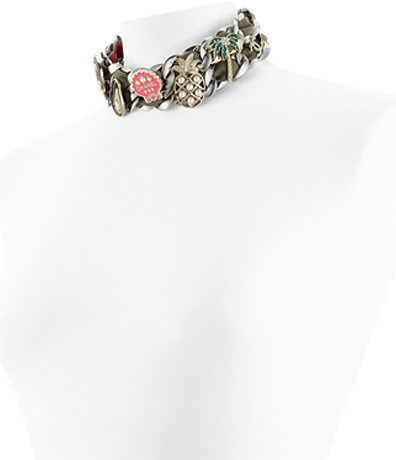 chanel-fashion-novelty-jewelry-pineapple-coconut-shaped-embellishments-latest-shopping