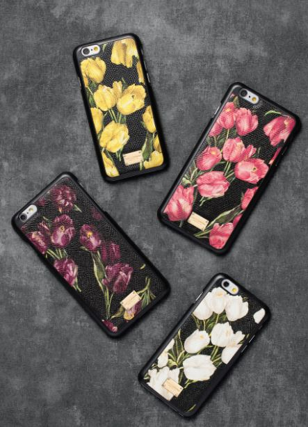 dolce-and-gabbana-winter-2017-floral-print-accessories-phone-case