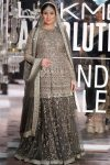 indian-lehenga-designs-for-wedding-gota-grey-silver-sabyasachi-winter-festive-2017