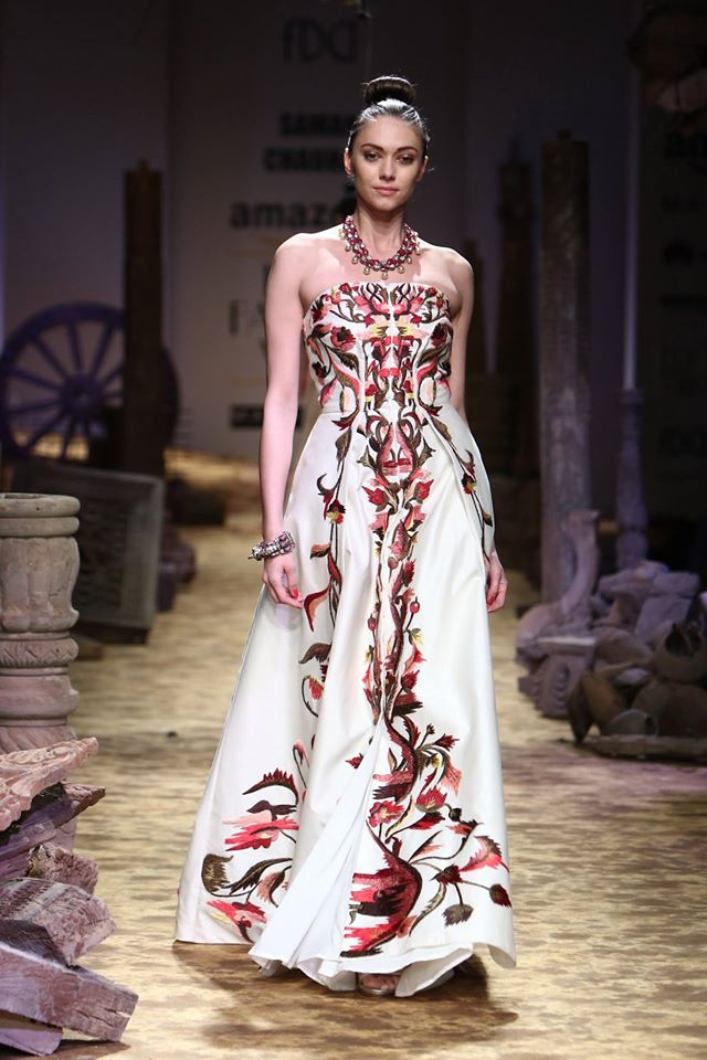 Designer Indian Gowns | Top 11 Trends for 2017 for Indian Gown Designs
