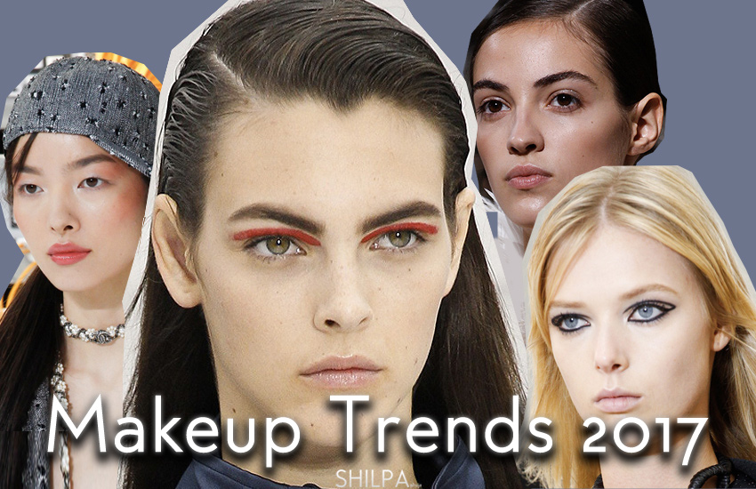 makeup-trends-spring-summer-2017-ss17-bold-eyebrows-glitter-lips-latest-trends-2017