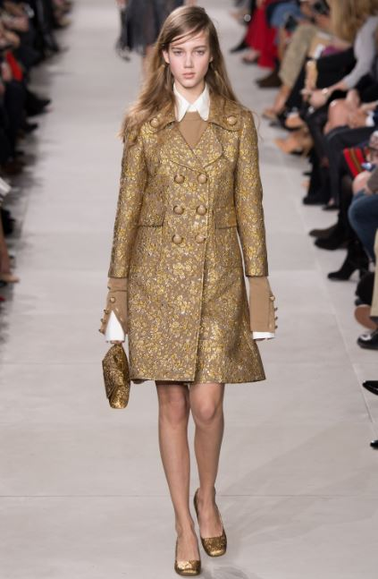 michael-kors-party-casual-formal-floral-trend-shimmer-coat-winter-2017-1