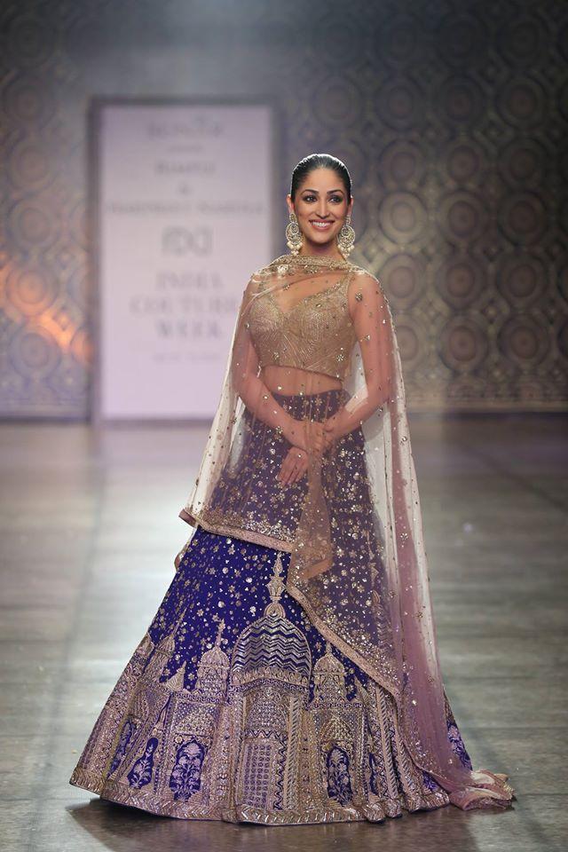 Latest Lehenga Choli Designs | Top Indian Lehenga Trends 2017