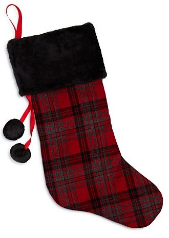 plaid-socks-red-black-fashion-christmas-2016-ideas-shopping