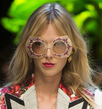 round-sunglasses-trends-spring-summer-2017-dolce-gabbana-trends