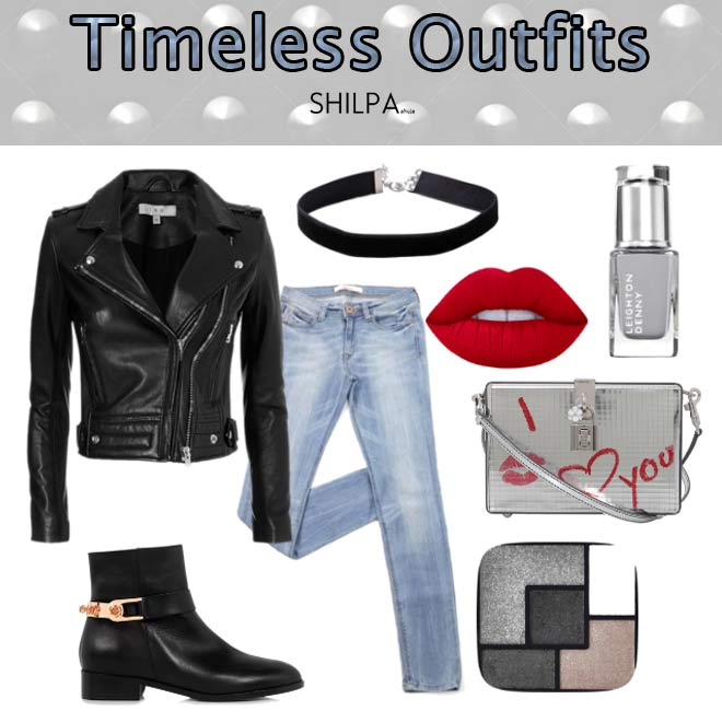 timeless-outfits-lather-jacket-80s-retro-casual-style