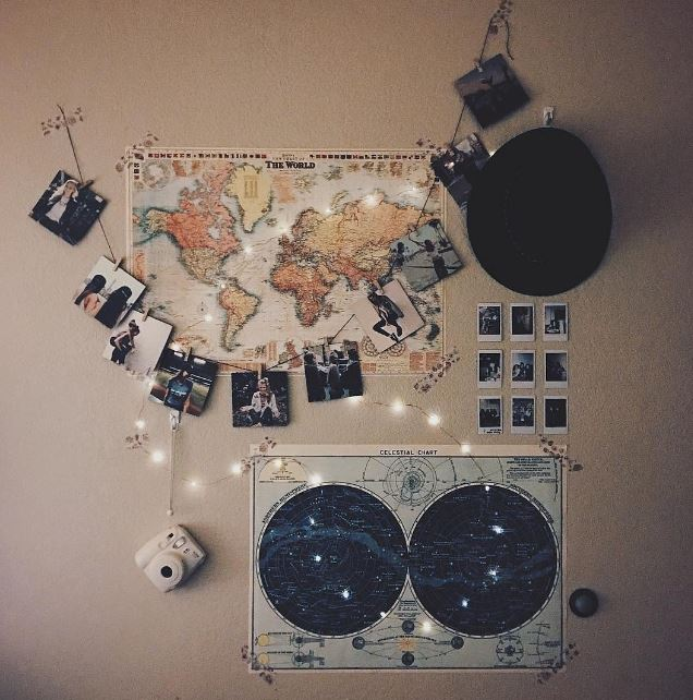 Creative home decor diy ideas to try right now for Creative selfie wall