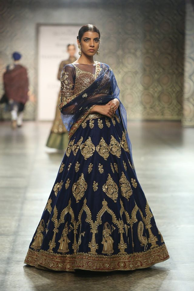 wedding-designer-lehengas-designs-for-wedding-rimple-harpreet-narula-spring-2017
