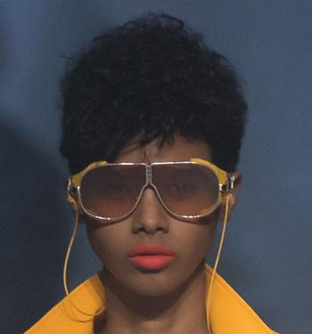 latest sunglasses 4cb5  womens-sunglasses-runway-trends-2017-latest-versus-versace