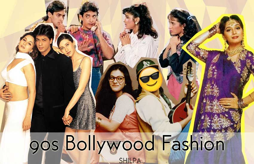 Best and Worst 90s Bollywood Fashion | 90s Trends and