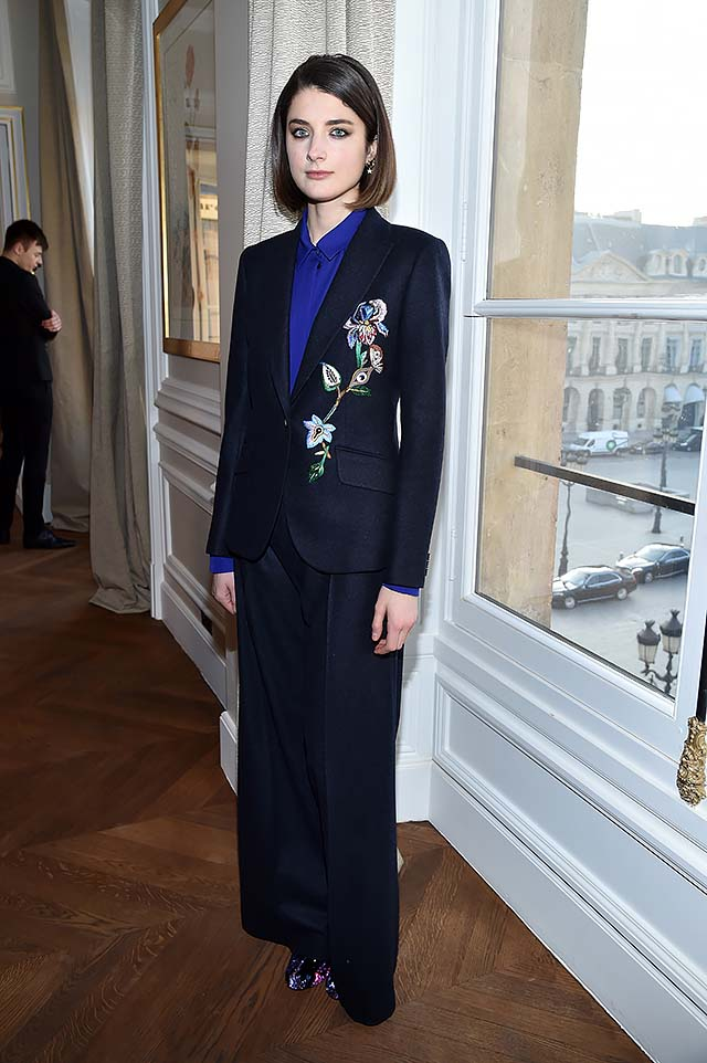 Daisy-Bevan-schiaparelli-spring-summer-2017-front-row-fashion-black-suit-1.jpg