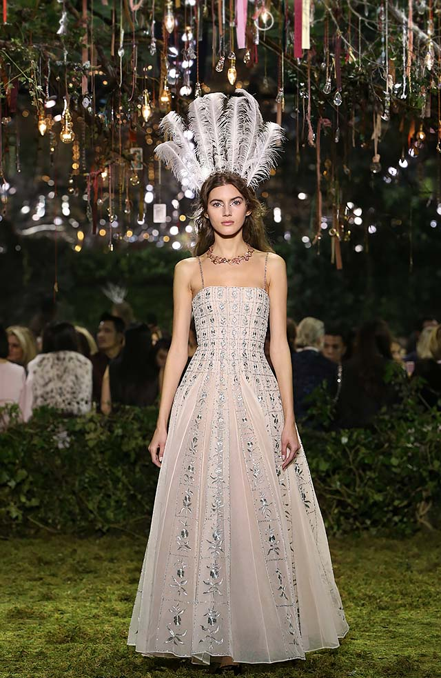 Dior-Haute-Couture-SS17-Look-42-embellished-pastel-colred-gown-feather-head-band-necklace