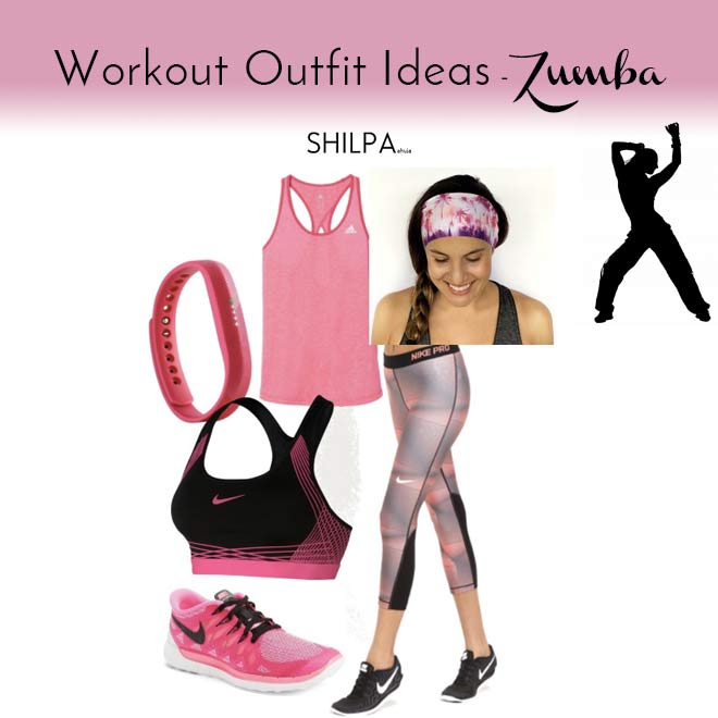 Fitness-outfit-ideas-for-zumba-loose-pants-tank-tops-head-bands-zumba