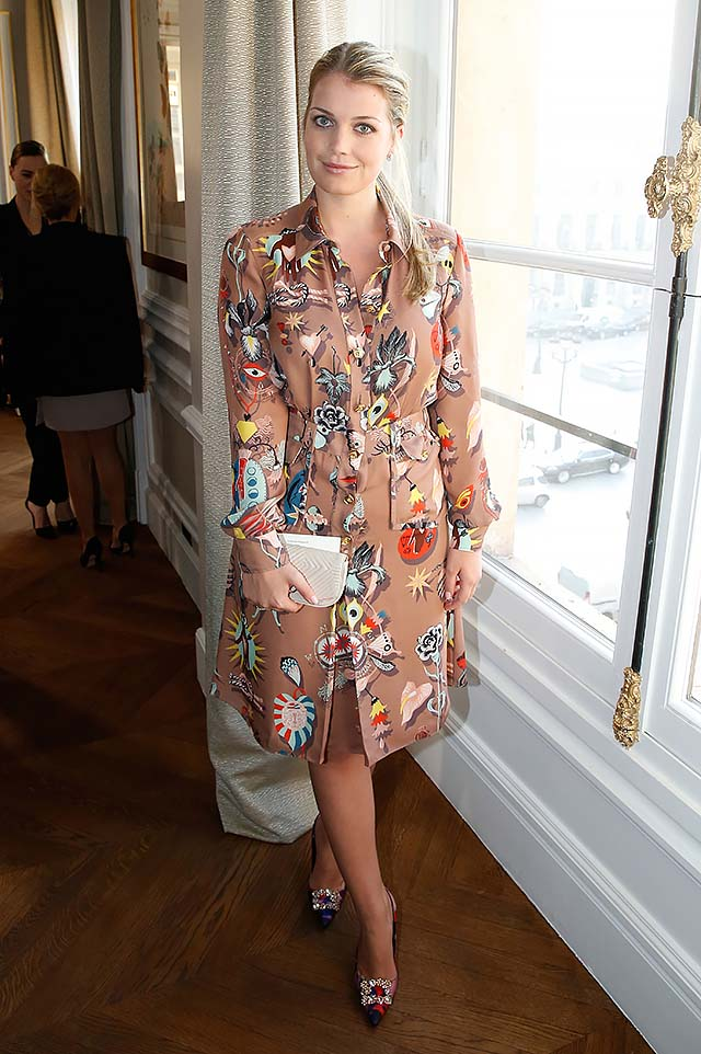 Lady-Kitty-Spencer-schiaparelli-spring-summer-2017-front-row-fashion-printed-dress.jpg