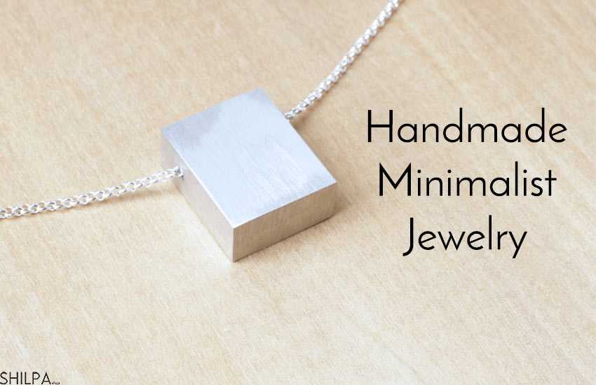 our favorite handmade minimalist jewelry under 50