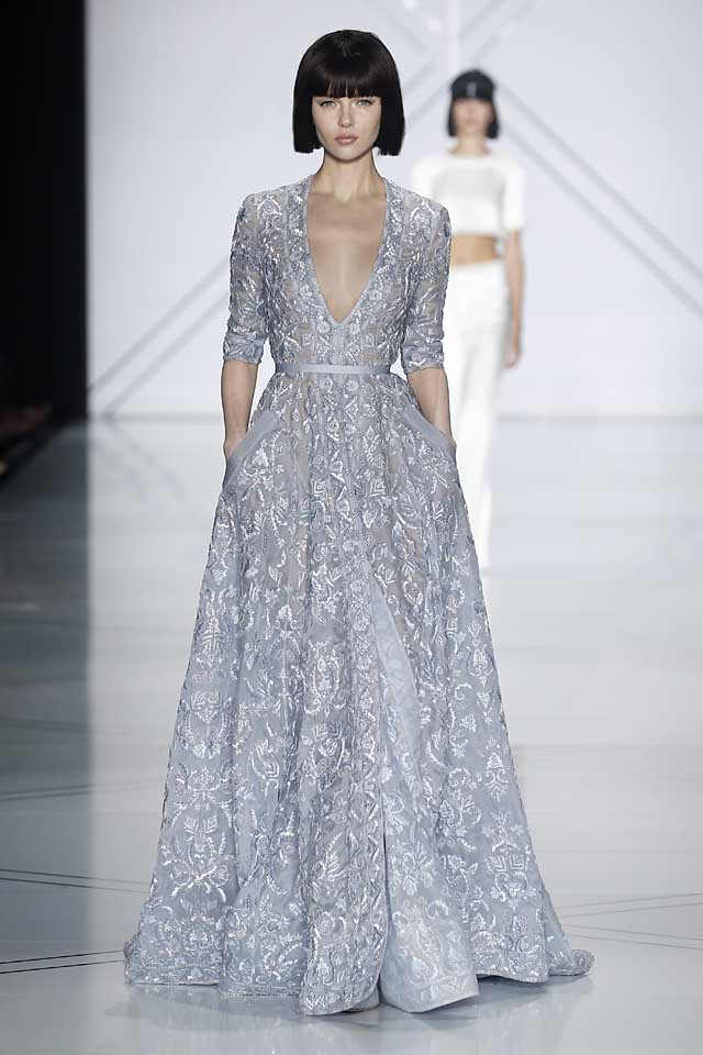 Ralph russo haute couture spring summer 2017 collection for Haute couture 2017