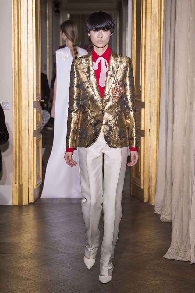Schiaparelli_SS17_spring-summer-2017-couture (22)-gold-brocade-jacket-off-white-pants