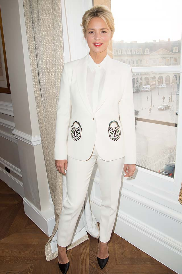 Virginie-Efira-schiaparelli-spring-summer-2017-front-row-fashion-white-suit-dress.jpg