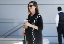 anne hathaway-celeb-maternity-fashion