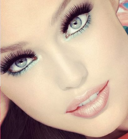 bold-eye-makeup-colored-eyeshadows-engagement-makeup-looks-latest-ideas-maybeline