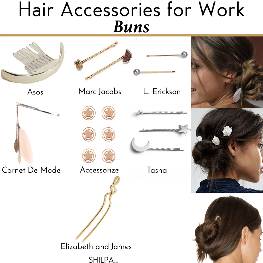 buns-hairstyle-hair-accesories-formal-wear-work-office-hair-pieces