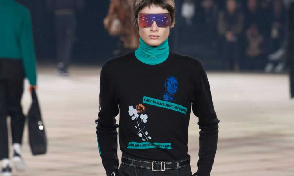 dior-homme-2017-fall-winter-collection-graphic-sweater-text-rave-winterwear