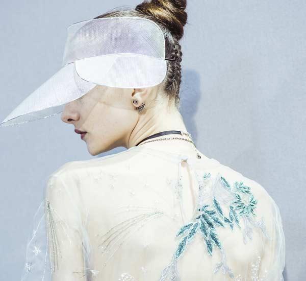 dior-ss17-collection-sequin-sheer-dress-long-cap-braids