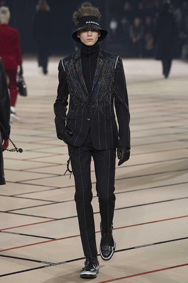 dior_fw17-fall-winter-2017-menswear-mens (14)-suit-gloves-hat-accessory-winterwear