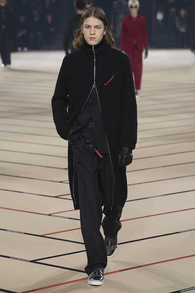 dior_fw17-fall-winter-2017-menswear-mens (7)-suit-gloves-long-coat-winterwear
