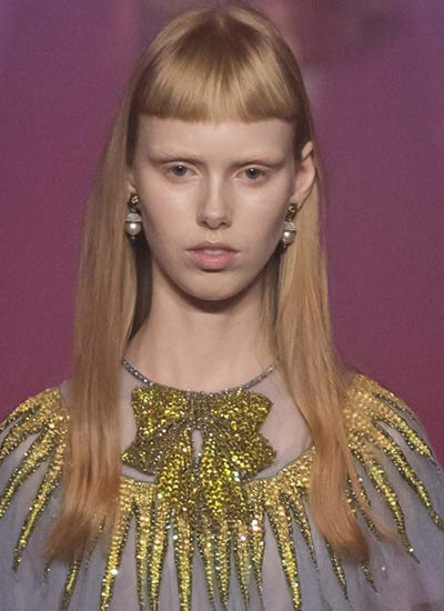 latest-haircut-trends-for-spring-cool-hairstyles-gucci-2017-spring-summer-collection-runway-fashion