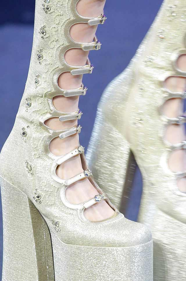 marc-jacobs-metallic-silver-brocade-embellished-strappy-boots-heels-ss17-trends