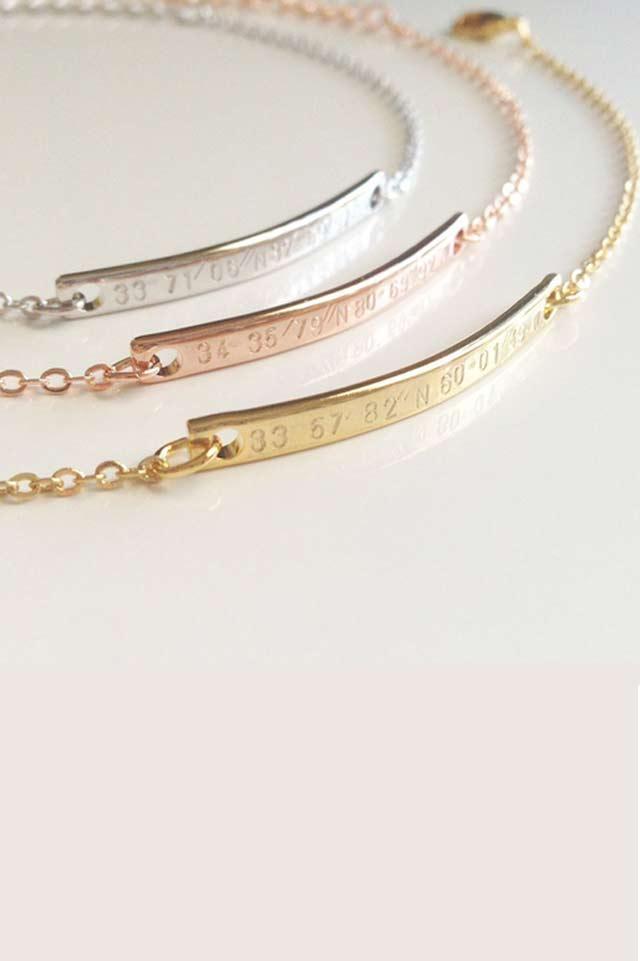 personalised-coordinate-braclets-handmade-minimalist-jewelry-shopping-ideas