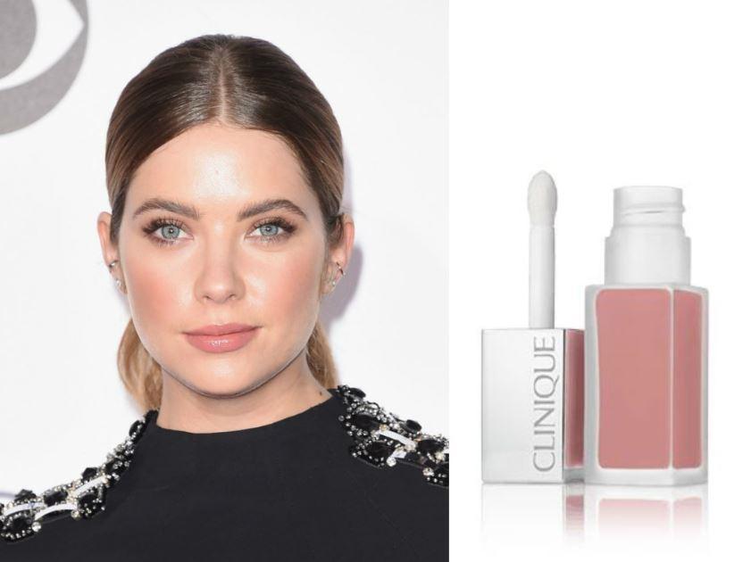 pink nude lipstick-long lasting lipstick-liquid lipstick-clinique