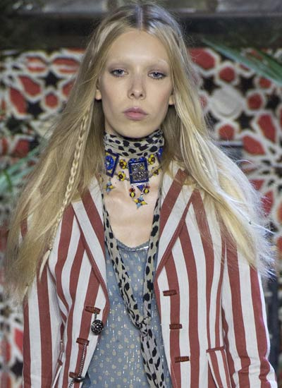 roberto-cavalli-long-hair-center-parted-latest-trendy-haircuts-for-spring-2017