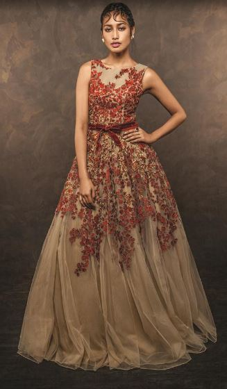 Indo Western Wedding Dress & How to Choose the Perfect One!