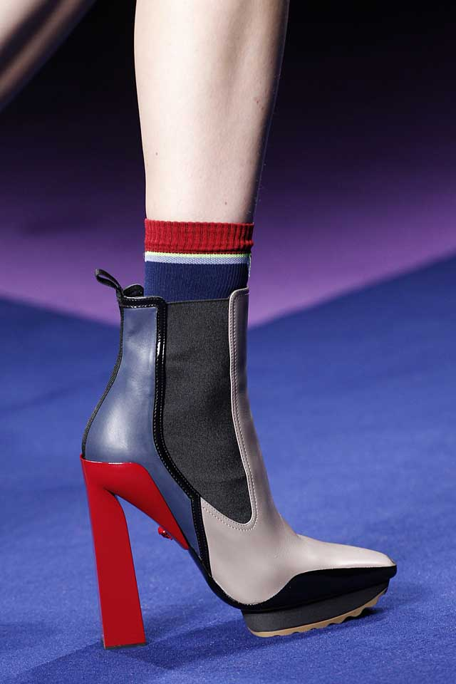 versace-shoes-for-spring-2017-red-colorblock-chunky-heels-booties