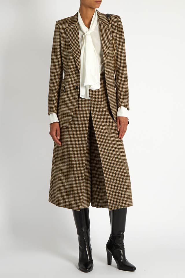 wool-tweed-wide-leg-shopping-idea-culotte-for-winter-2017