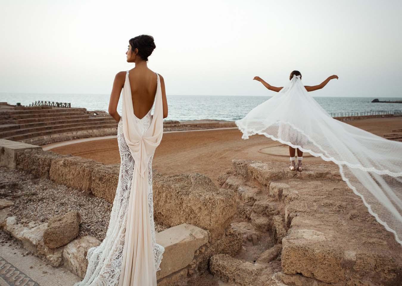 Galia lahav bridal collection for spring summer 2017 for Backless wedding dresses designer