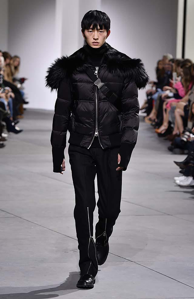 Michael-kors-fall-winter-2017-collection-fw17-24-bomber-jacket-fur-zip-pants