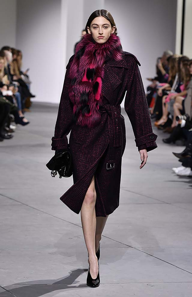 Michael-kors-fall-winter-2017-collection-fw17-50-purple-dress-black-shoes