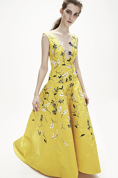 Monique-Lhuillier-fw17-rtw-fall-winter-2017-18-collection (15)-yellow-dress