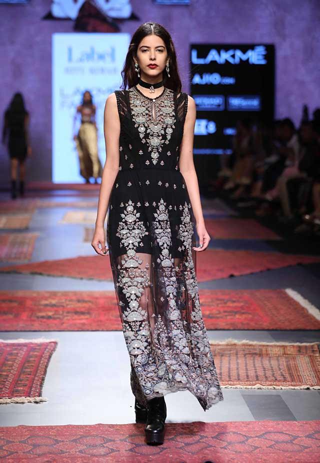 Ritu Kumar Fashion Show