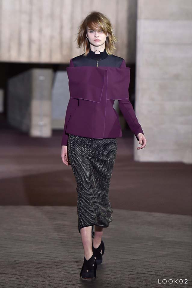 Roland-Mouret-fw17-rtw-fall-winter-2017-18-collection-2-black-skirt-purple-top
