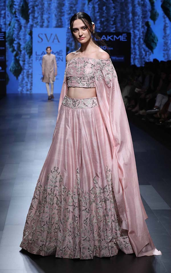 SVA-lakme-fashion-week-summer-resort-2017-pink-casual-ethnic-wear