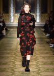 Simone-Rocha-fw17-rtw-fall-winter-2017-18-collection-1-black-red-floral-dress
