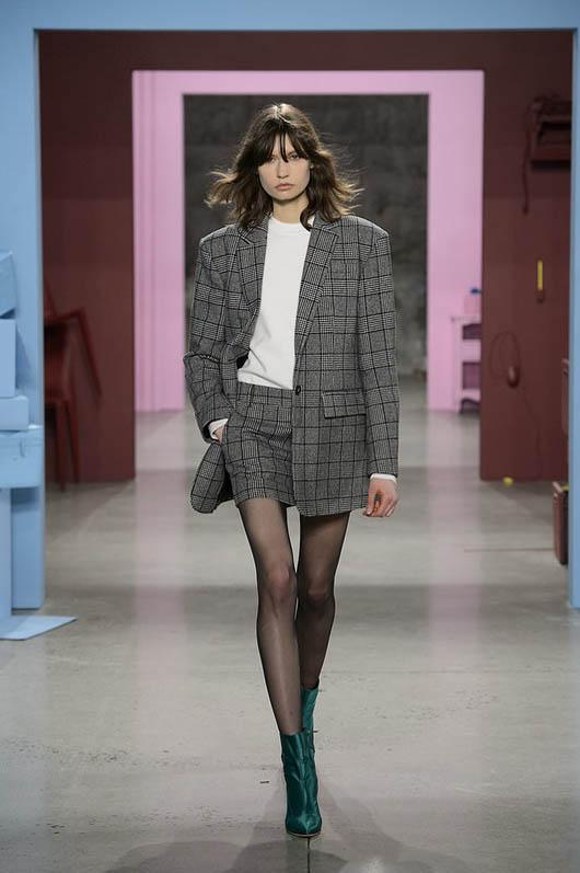 Tibi-fw17-rtw-fall-winter-2017-18-collection (19)-checkered-coat-skirt