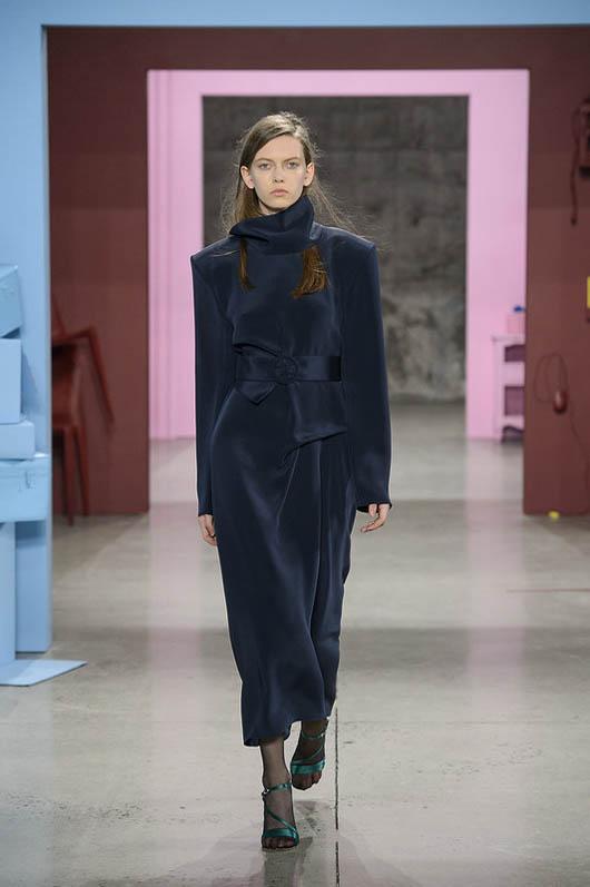 Tibi-fw17-rtw-fall-winter-2017-18-collection (26)-velvet-dress-skirt-coat