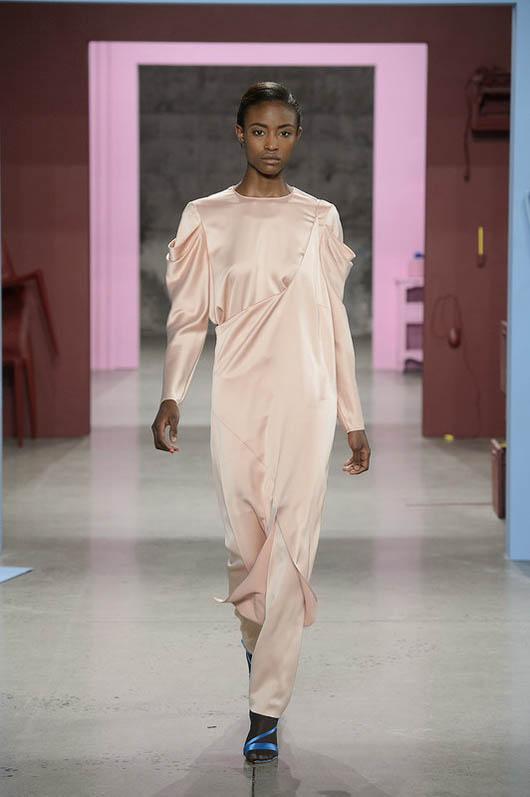 Tibi-fw17-rtw-fall-winter-2017-18-collection (33)-pink-satin-dress