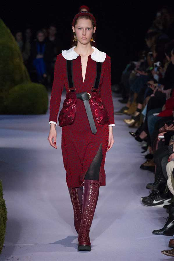 altuzarra-fw17-rtw-fall-winter-2017-18-collection (16)-red-dress-slit